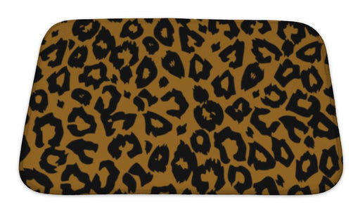 Bath Mat, Leopard Pattern - emeralds-gift-palace