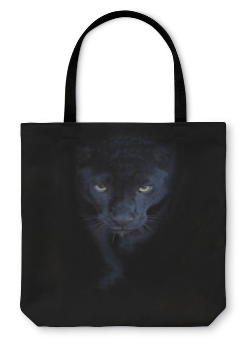 Tote Bag, Black Panther - emeralds-gift-palace