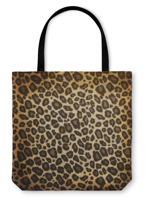 Tote Bag, Leopard Pattern - emeralds-gift-palace