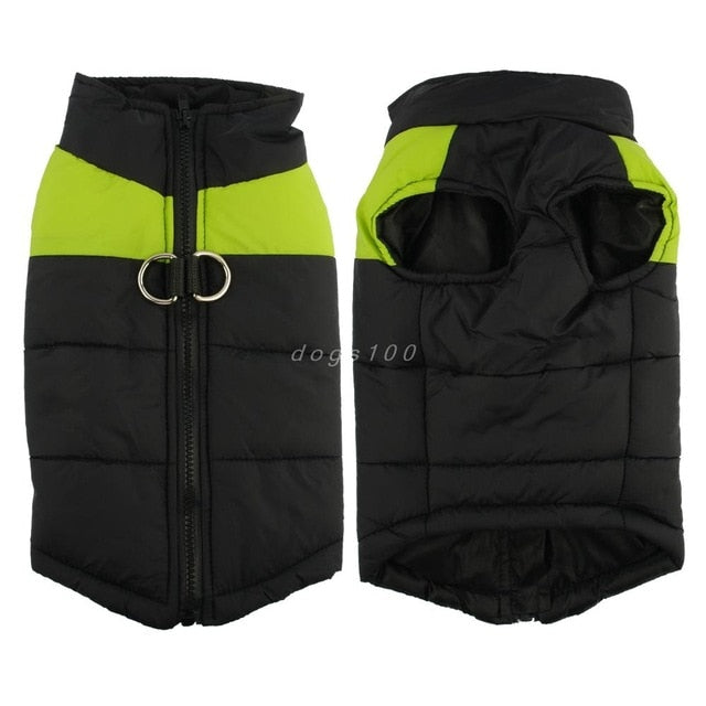 Waterproof Puppy Vest Jacket - emeralds-gift-palace