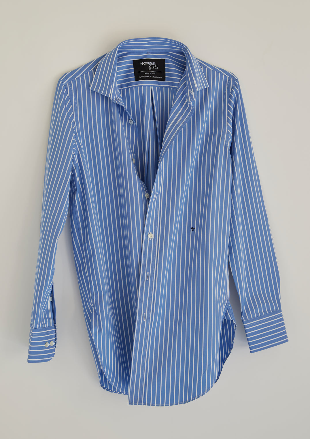Dark Striped Men's Classic Shirt