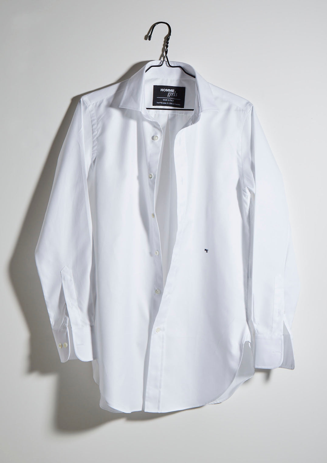 Men's Classic Shirt in White