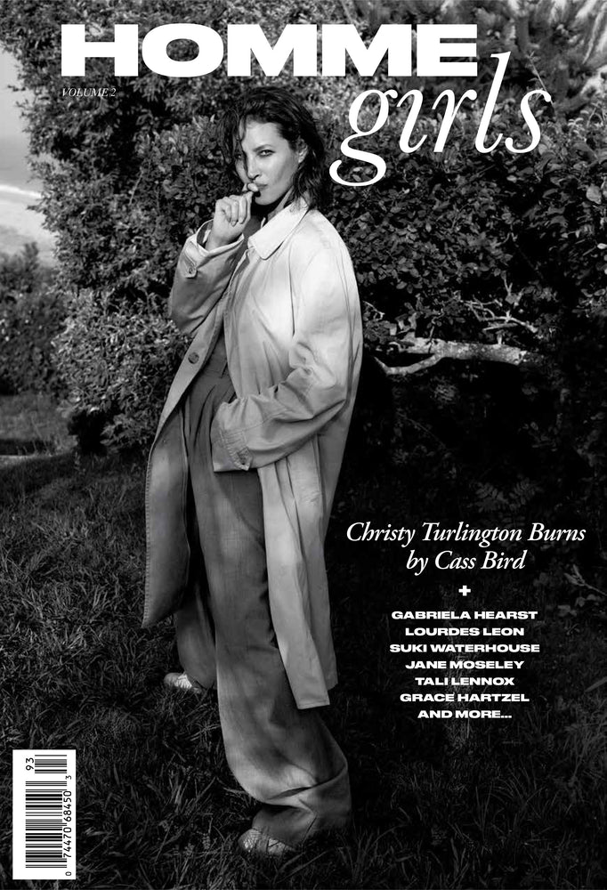 Volume 2: Christy Turlington