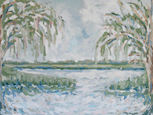 Weeping Oaks on Kiawah - 40x30