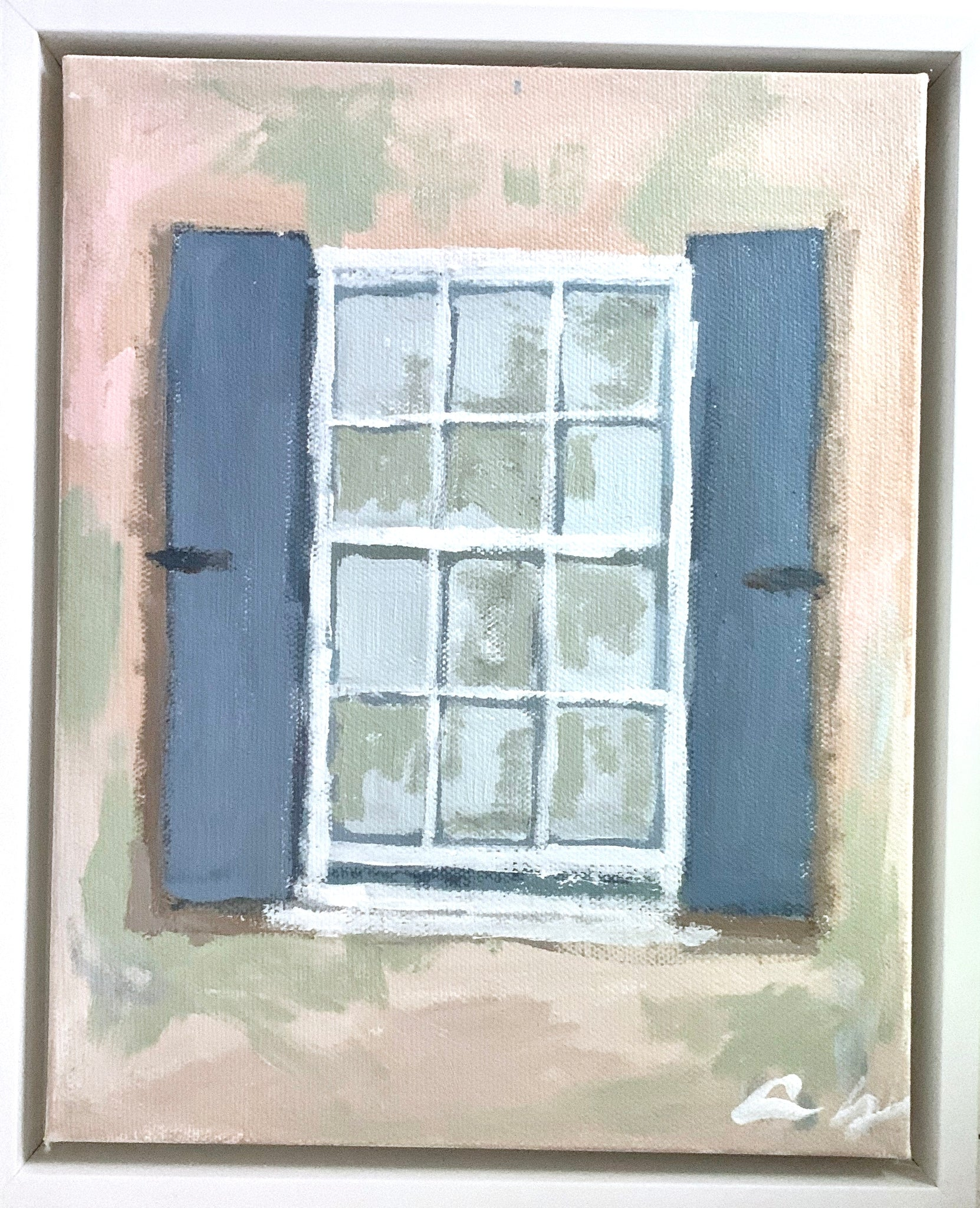 Low Country Window 3- 8x10
