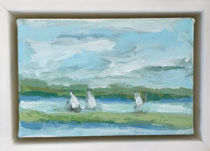 Intracoastal Sail- 6x4