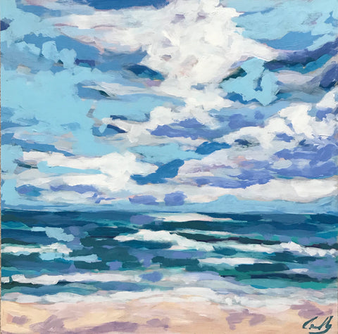 The Color of Kiawah- 18x18