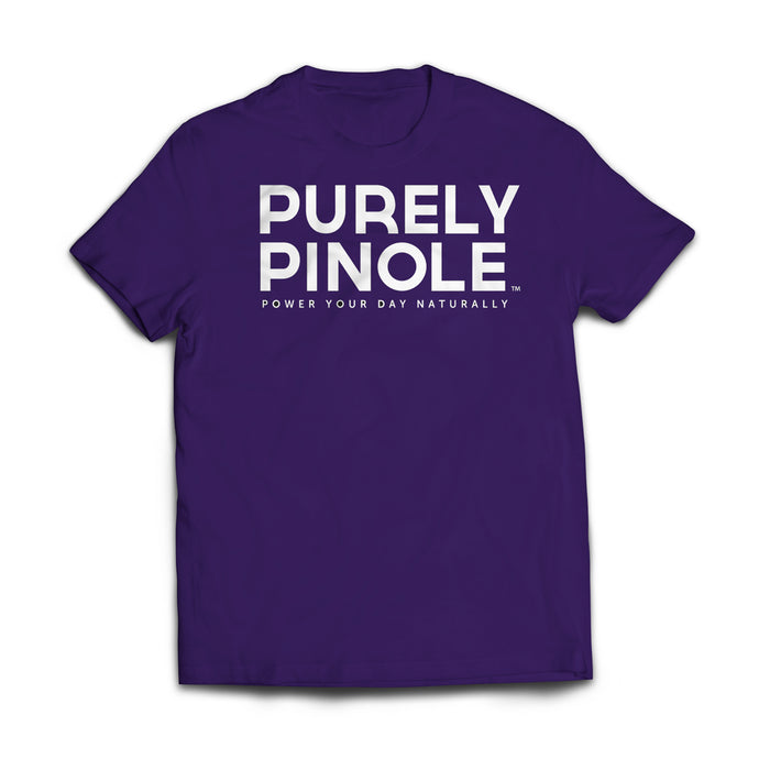 Men's Purple Purely Pinole T-Shirt