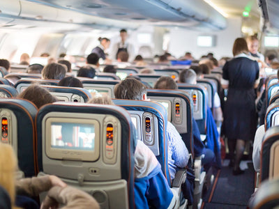Can airplane travel impact my health?