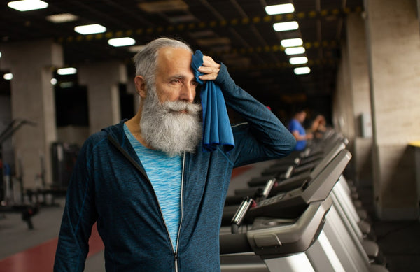 Gain muscle with age