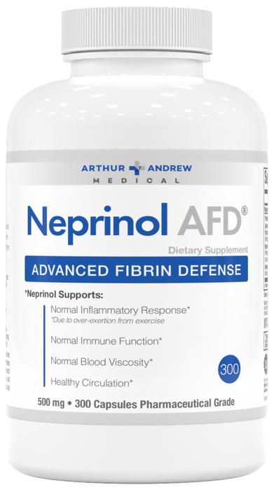 Neprinol AFD Bottle