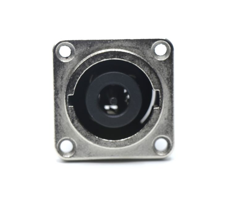Panel Mount 8C Speaker Connector