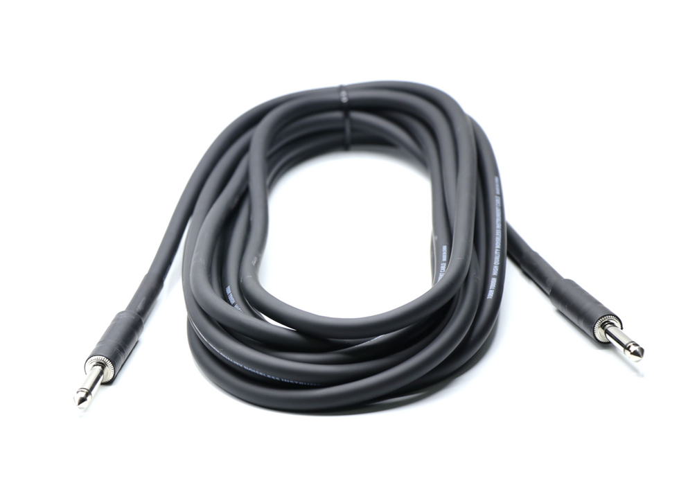 "1/4"" to 1/4"" Mono Guitar Cable"