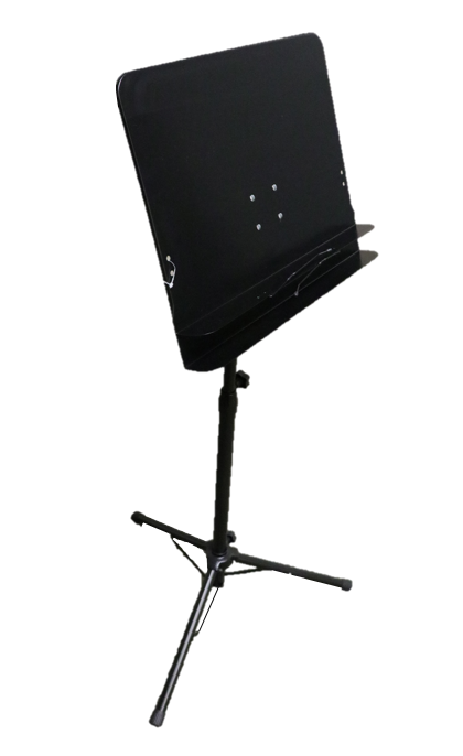 Double Shelf Orchestral Music Stand