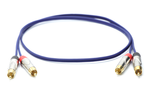 (2) RCA Male to (2) RCA Male Un-Balanced Cable