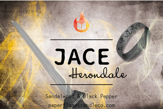 Jace Herondale - The Mortal Instruments