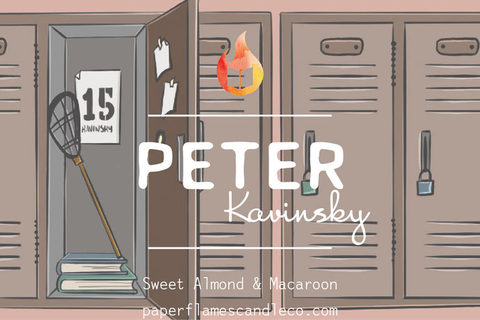 Peter Kavinksy - To All the Boys