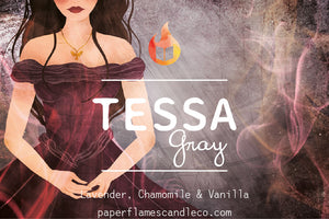 Tessa Gray - The Infernal Devices