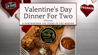 Valentine's Day Dinner For Two
