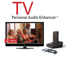 Load image into Gallery viewer, Vita Sound TV - Personal Audio Enhancer TV