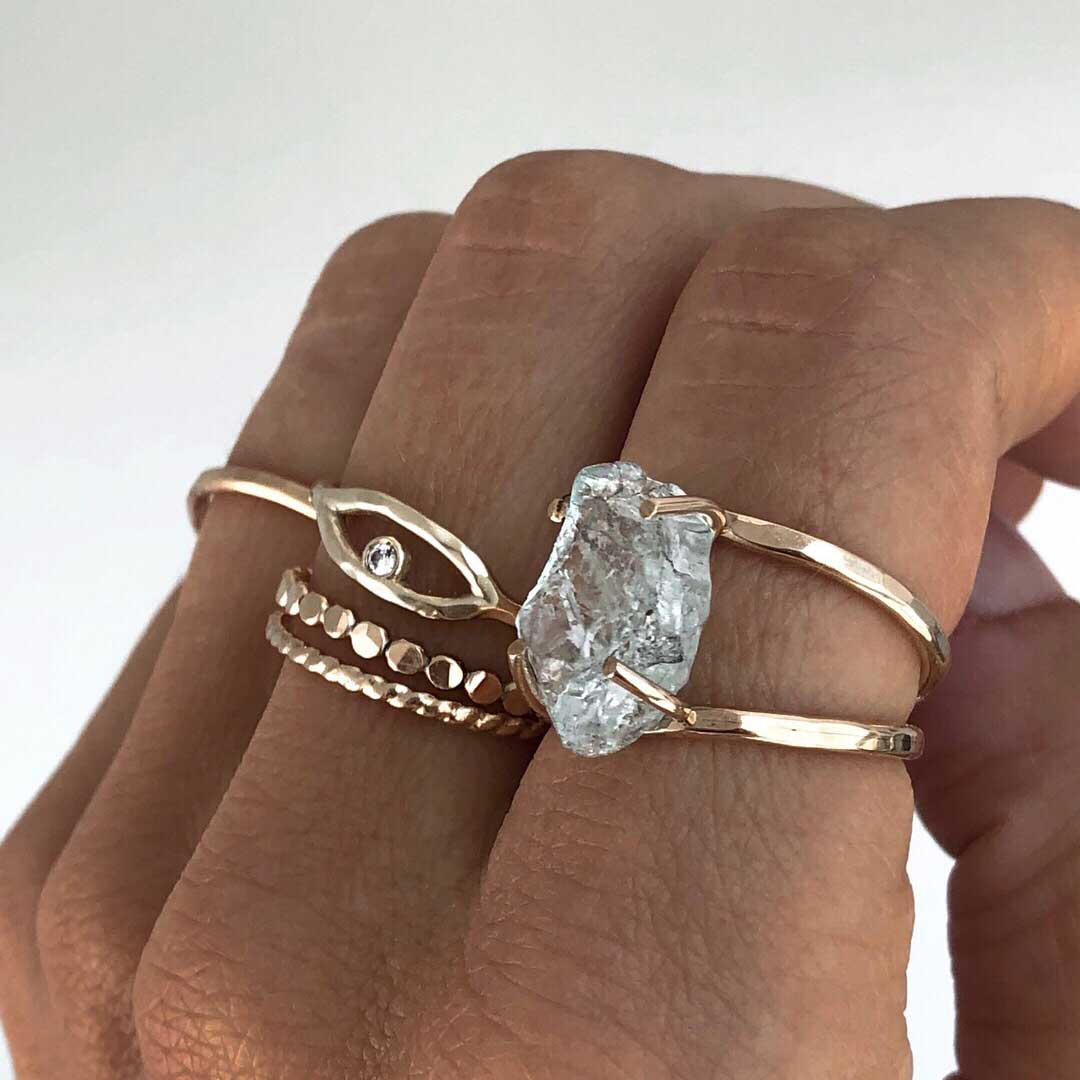 James Michelle Rings