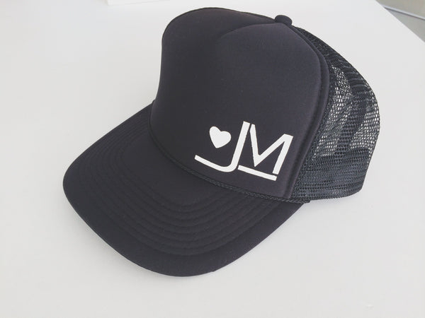 James Michelle Trucker Hat