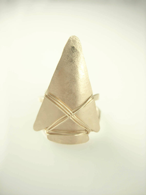 Arrow Love Ring