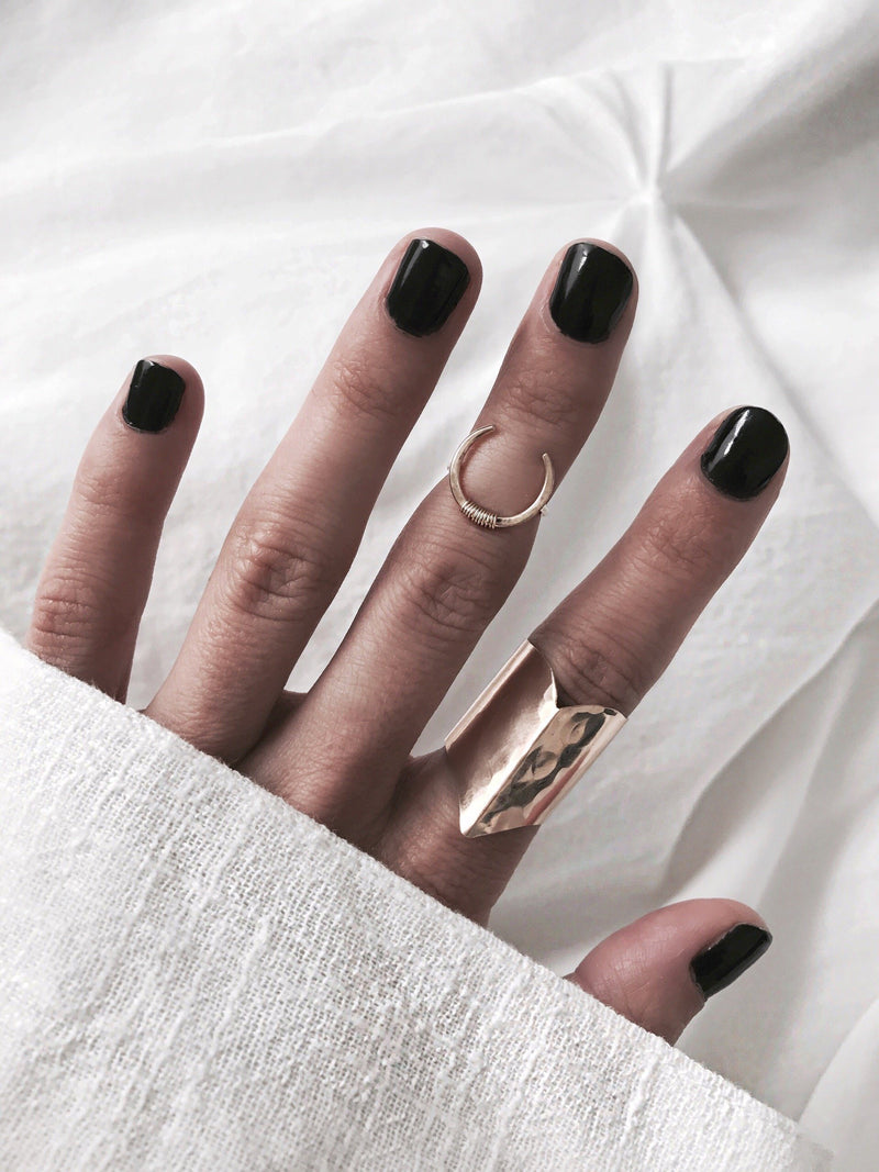 Swell Cuff Ring