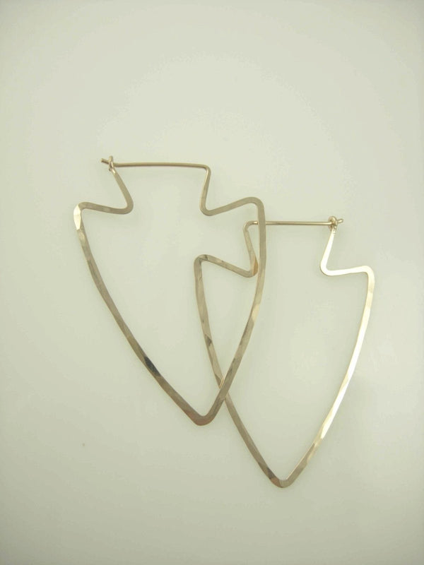 Arrowhead Earrings - James Michelle