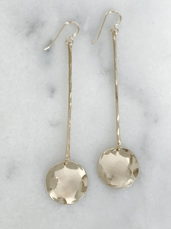 Ball Drop Earrings - James Michelle
