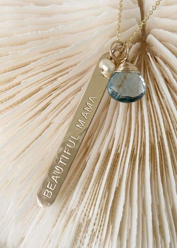 Beautiful Mama Necklace - James Michelle