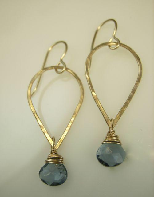 Dew Drop Earrings - James Michelle