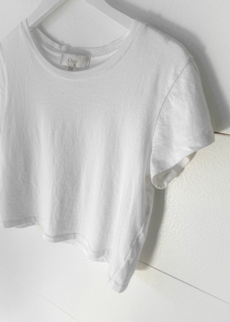 Dunes Crop Tee - James Michelle