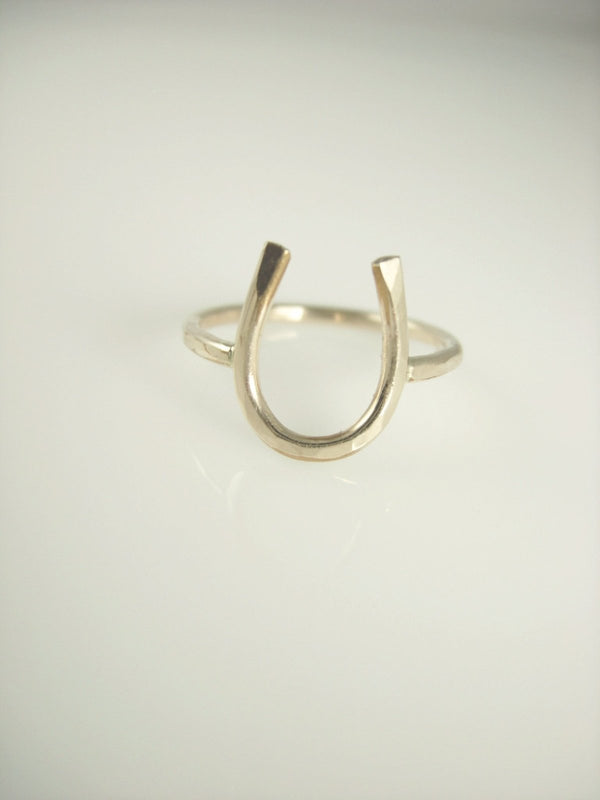 Horseshoe Ring - James Michelle
