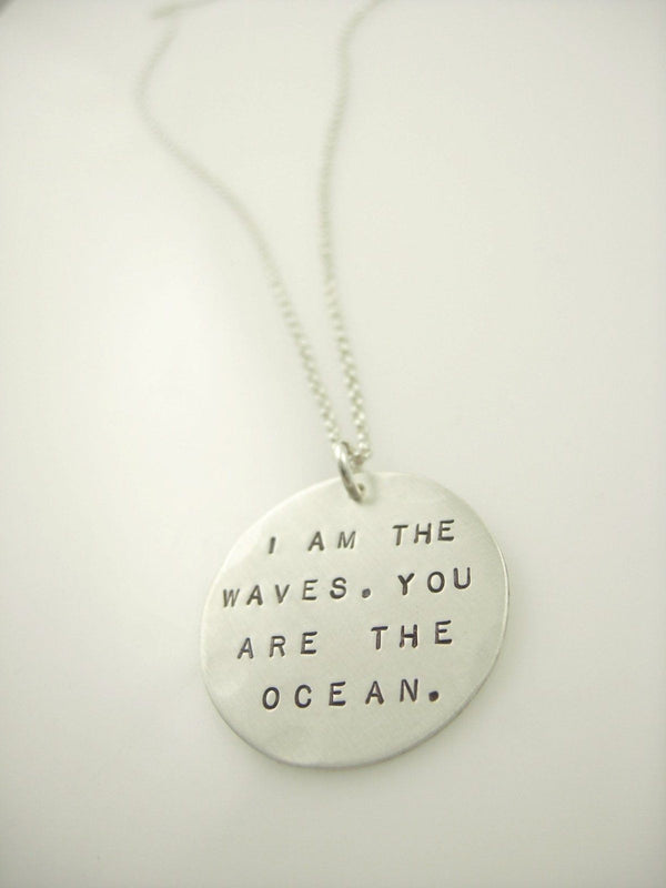 I am the WAVES….. - James Michelle