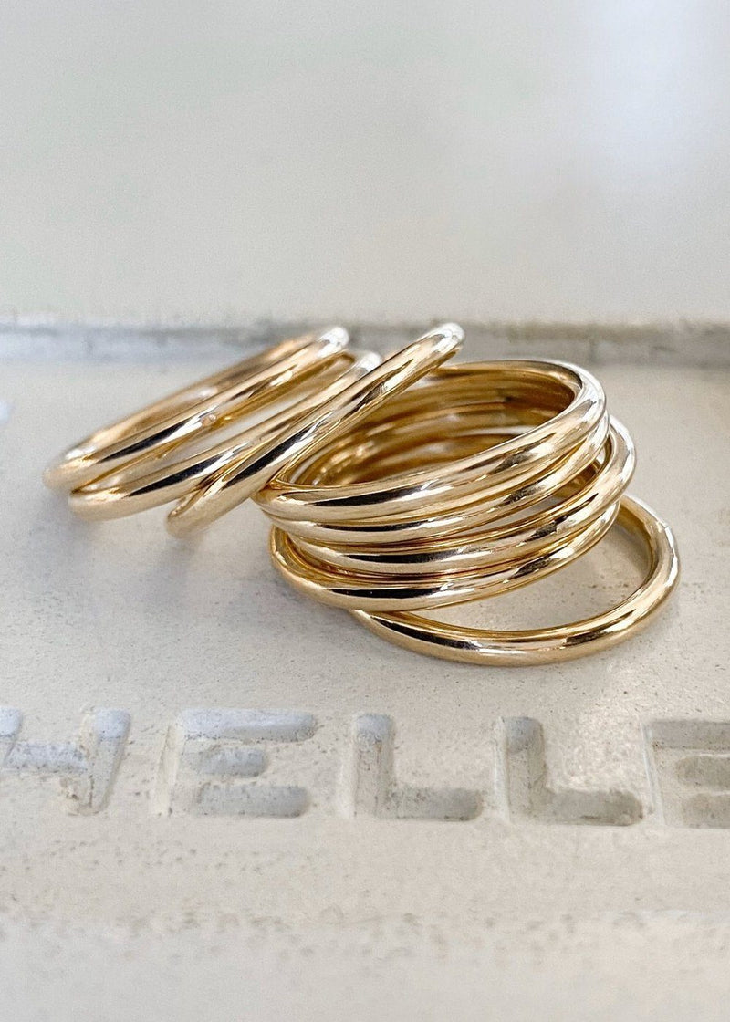 Pure Stacking Ring - James Michelle