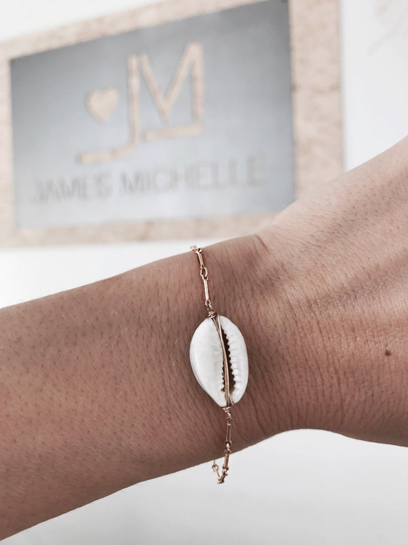 Shell Bracelet - James Michelle