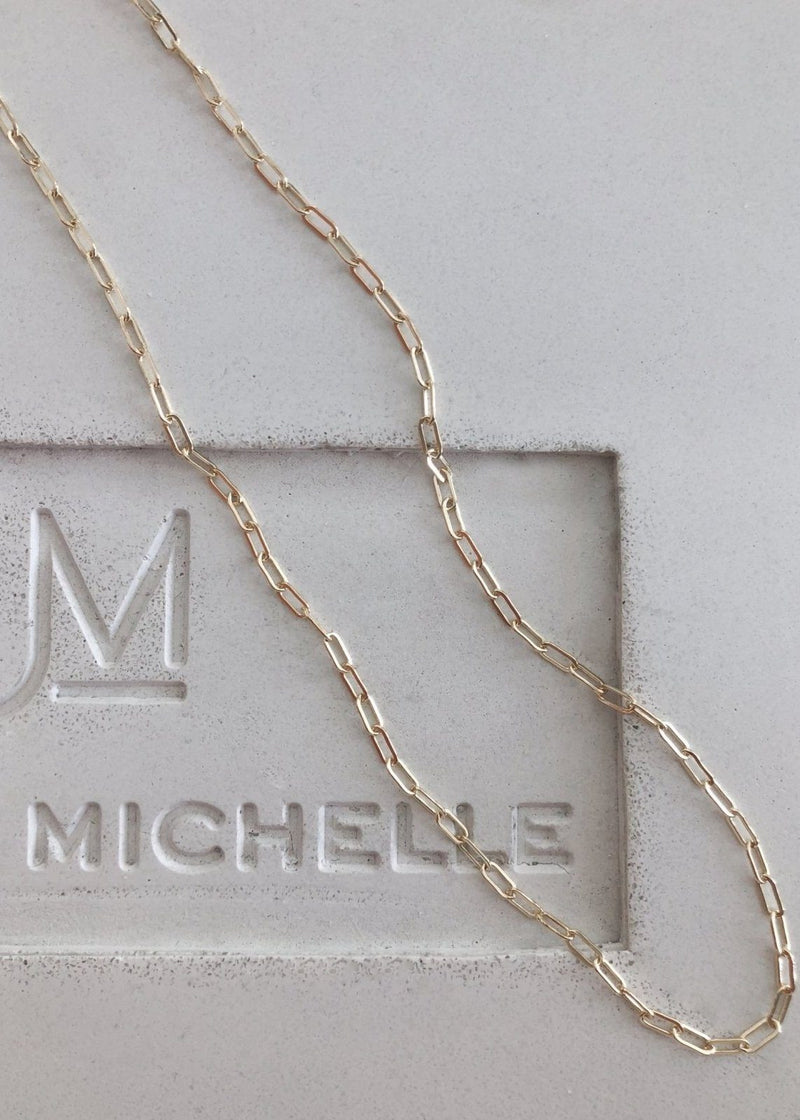 Thick Link Chain - James Michelle