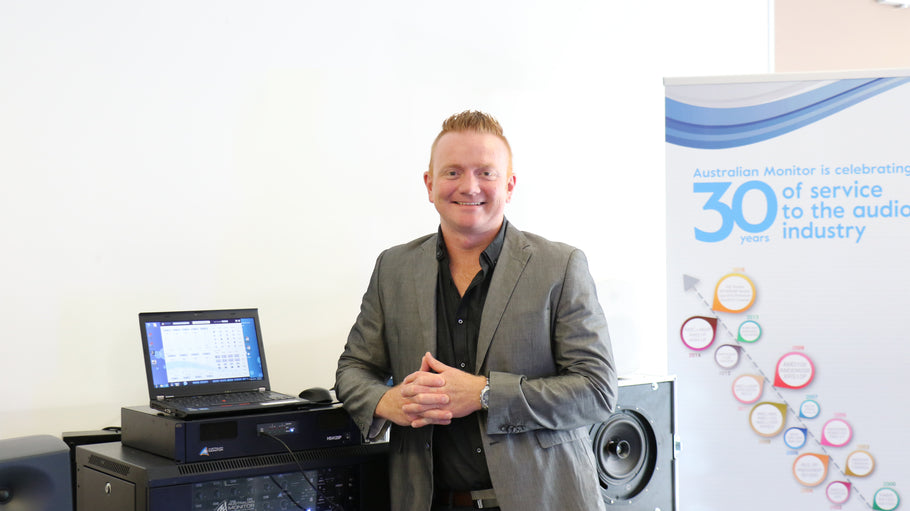 Australian Monitor Appoints National Sales Manager