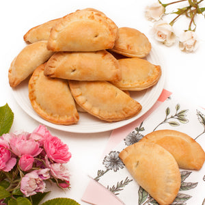 Cabbage Pies (Russian Pirozhki)