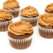 Load image into Gallery viewer, Coffee and Walnut Cupcakes