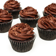 Load image into Gallery viewer, Chocolate Cupcakes