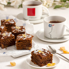 Load image into Gallery viewer, Sticky Spiced Ginger Cake