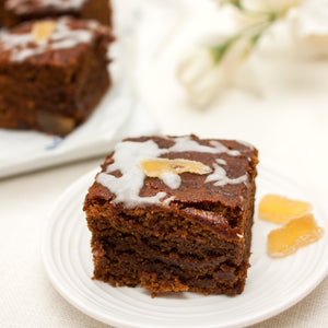 Sticky Spiced Ginger Cake