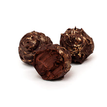 Load image into Gallery viewer, 24 Vegan Gluten-Free Hand-Made Spicy Gourmet Truffle Chocolates