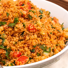 Load image into Gallery viewer, Mediterranean Style Couscous Salad