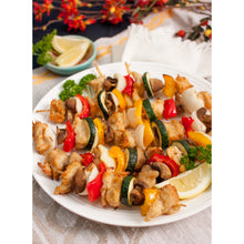 Load image into Gallery viewer, Vegan-Chicken Skewers