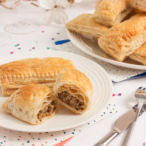 Savoury Nut Roast Turnovers