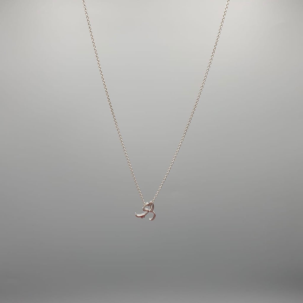 Elif Charm Range - Double Arabic Letter Necklace