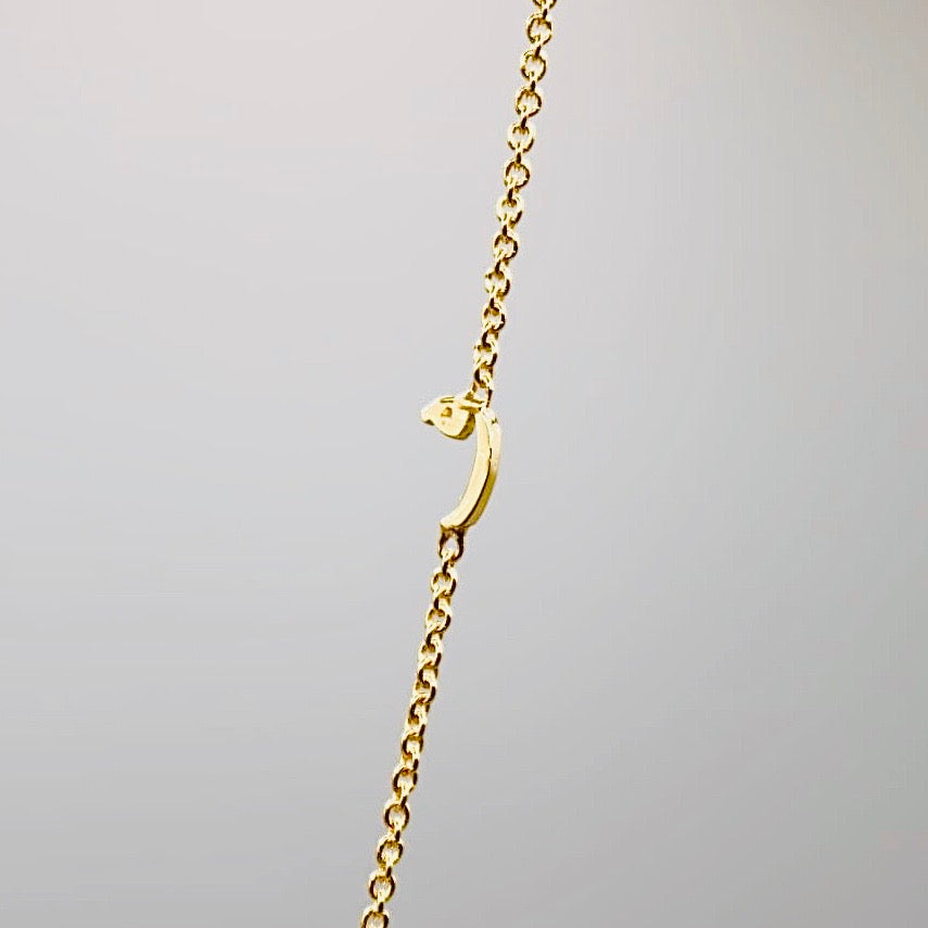 Elif Moments Range - 1 Arabic Letter Necklace